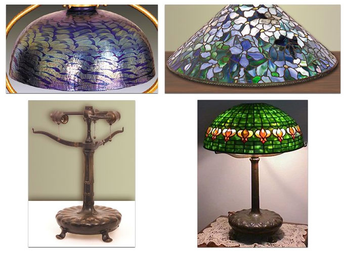 Examples Of Tiffany Lamps
