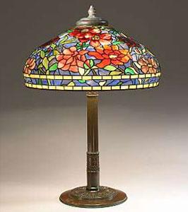Tiffany Lamp Raisal